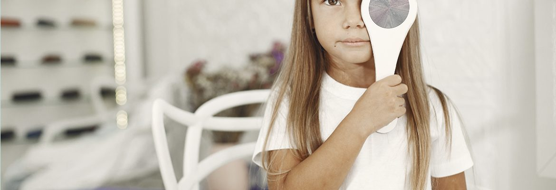 Состояние остроты зрения у детей и подростков, проживающих в различных экологических условиях