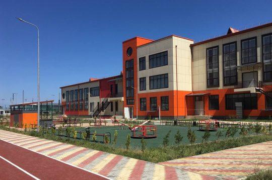 Запускаем новую школу в г. Каспийск